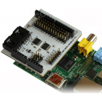 Kit Raspberry Pi com Shield