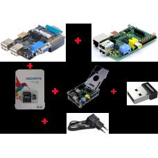 Mega Kit de Desenvolvimento para Raspberry